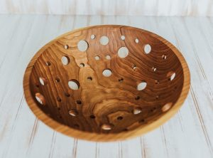 15 inch Cherry Fruit Bowl