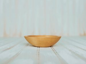 6-Inch Hard Maple Bowl