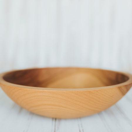 12 inch Beech bowl