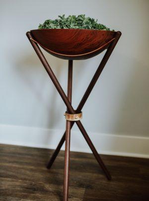 Salad Bowl Stand