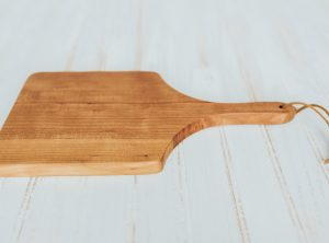 Pantry Paddle Boards made from Cherry Wood