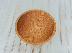 Cherry Wooden Plate