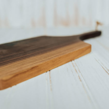 Pantry Paddle Board made from Walnut wood