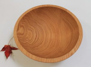 12 inch Northern Michigan Red Oak – Bee's Oil Finish