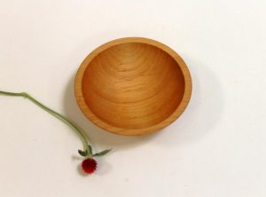 6 inch Hard Maple Bowl